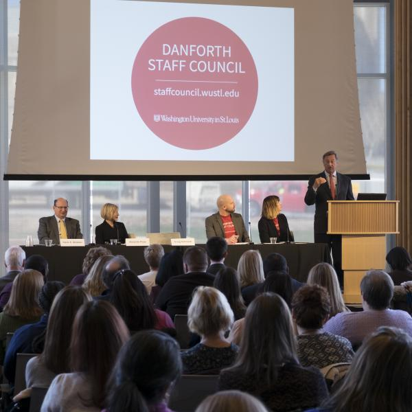 Staff Council town hall planned Oct. 14
