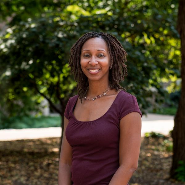 Adia Harvey Wingfield named associate dean for faculty development
